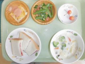 2016.6.15誕生会昼食